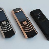 Копия телефона Vertu Signature S Design